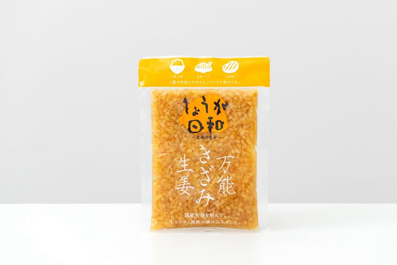 旭食品_万能きざみ生姜1